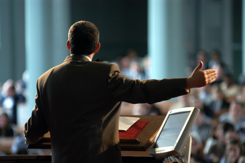 4 Ways to Energize a 'Canned' Corporate Keynote Speech - ExecutiveSpeak Coaching International