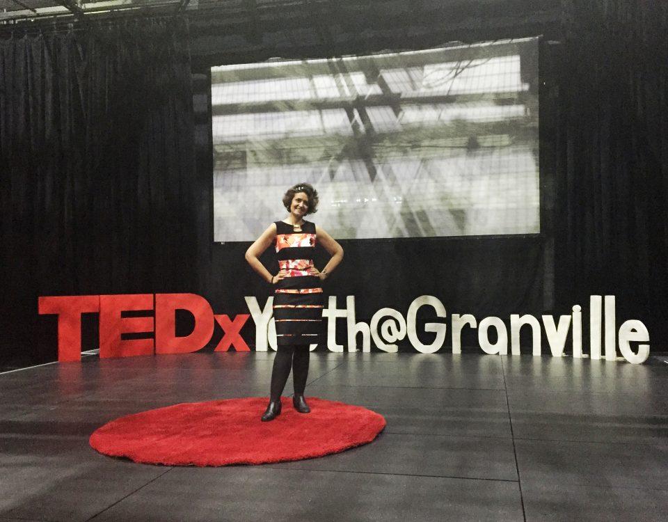 Narges Nirumvala TEDx Speaker Coach