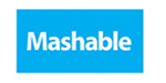 a logo of the online magazine Mashable