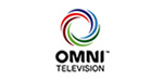 The logo of OMNI TV