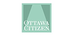 A logo of the Ottawa Citizen