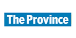 The logo of THE PROVINCE newspaper