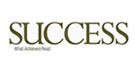 A logo of the SUCCESS magazine