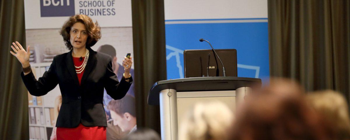 Narges Nirumvala Keynote Speaker Vancouver